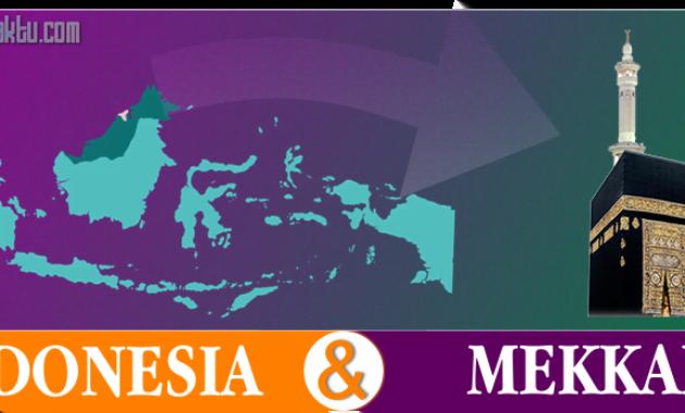Read more about the article √ Selisih Waktu Indonesia Dengan Mekah
