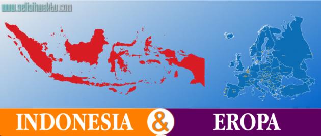 You are currently viewing √ Perbedaan Waktu Antara Indonesia Dan Eropa