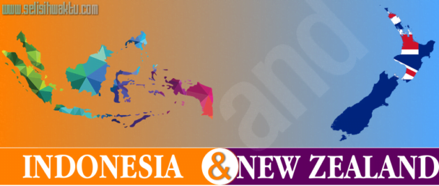 You are currently viewing √ Selisih Waktu Indonesia Dengan New Zealand