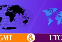 Read more about the article √ Perbedaan Waktu GMT dan UTC