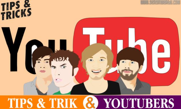 Tips Cara Cepat Membangun Channel Youtube Menjadi Sukses Dan Berkembang