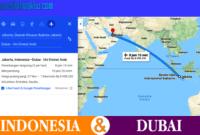Read more about the article √ Selisih Waktu Indonesia Dengan Dubai