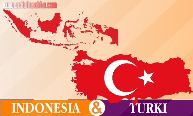 Selisih Waktu Indonesia Dengan Turki